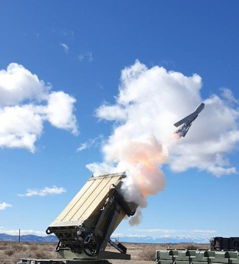 Hero-120 OPFM Multi-Canister Launcher c UVision