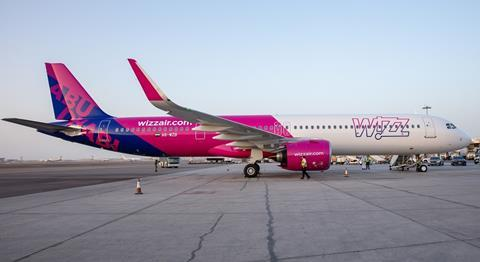 Uae Start Up Wizz Air Abu Dhabi Receives First Aircraft News Flight Global