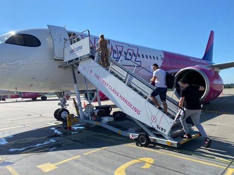 Wizz Air Chief Claims This Is Our Time As Carrier Expands Network News Flight Global