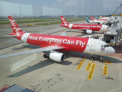Thai AirAsia A320