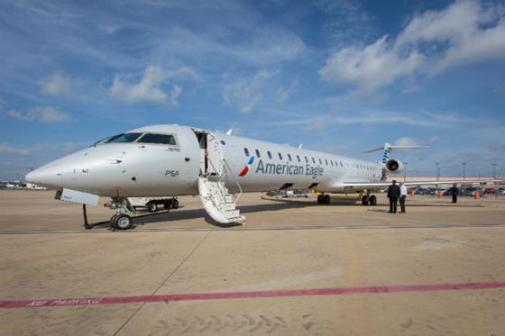 AA CRJ900 DFW