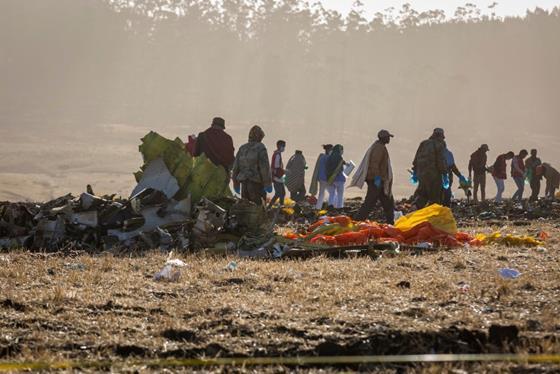 ethiopian crash debris c Mulugeta Ayene_AP_Shutter