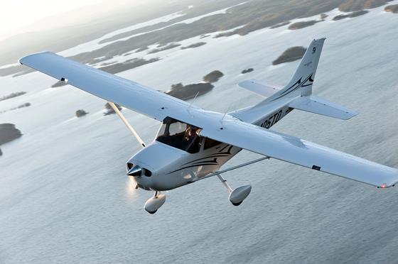 Cessna-Skyhawk 172 Cessma
