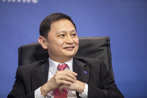 Singapore Airlines chief executive