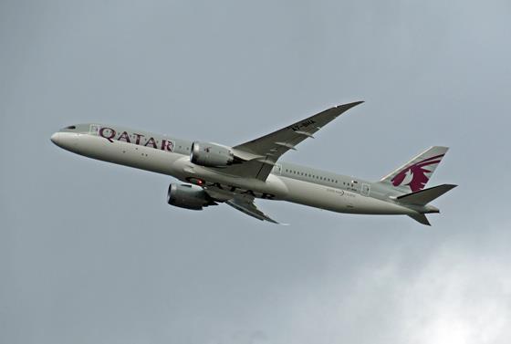 Boeing 787-9-Qatar Airways-