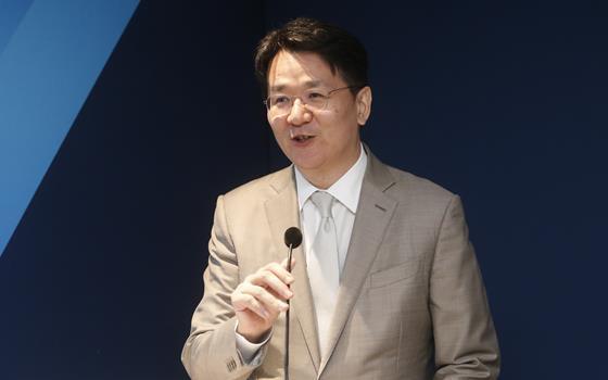 Korean Air chief executive