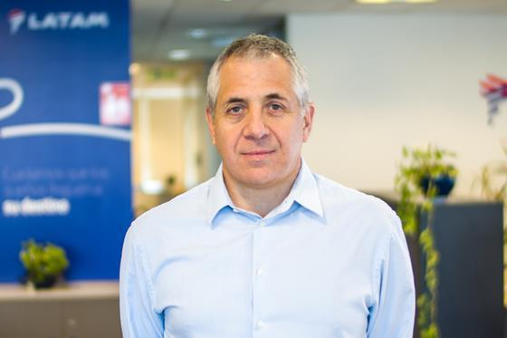 LATAM Airlines Group chief executive
