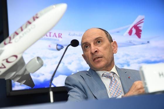 Qatar Airways chief executive