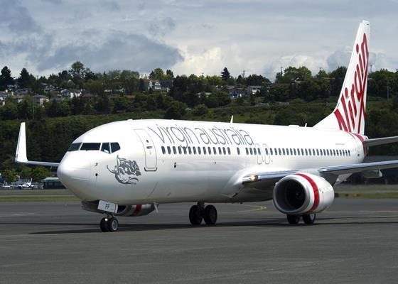Virgin Australia 738