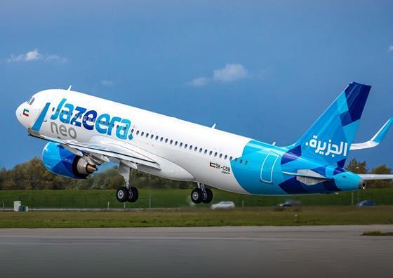 Jazeera A320neo-c-Jazeera Airways