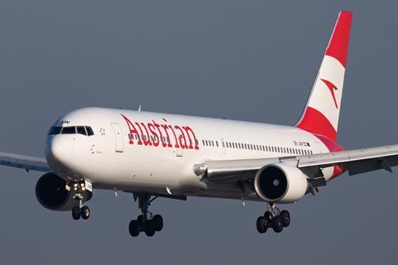 Austrian Boeing 767