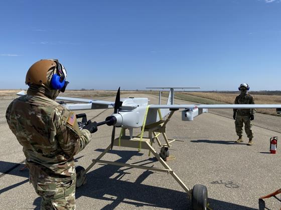 Arcturus Jump 20 UAV c US Army