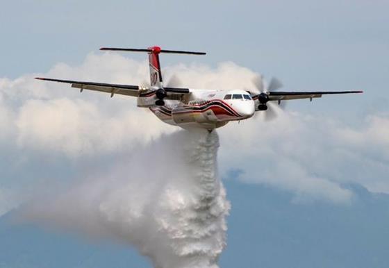 Q400 firefighter-c-Conair Group