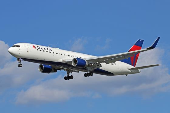 Delta Air Lines Boeing 767-300ER 2019