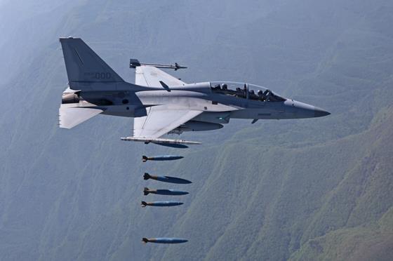 Korea Aerospace Industries FA-50