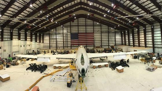 E-6B upgrades c Collins Aerospace