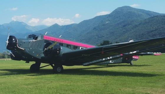 Ju 52 HB-HOT crash-c-SUST