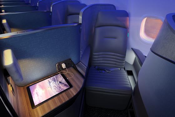 JetBlue Mint Suite transatlantic