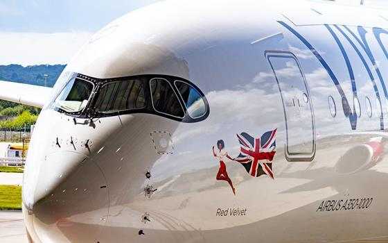 Virgin Atlantic Flying Icons A350-1000