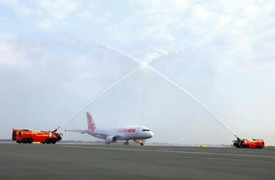 Air Arabia Abu Dhabi Muscat launch