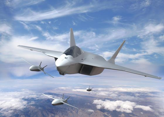 New Generation Fighter FCAS