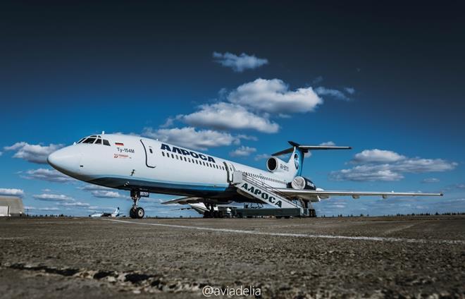 Alrosa Tu-154M-c-Alrosa