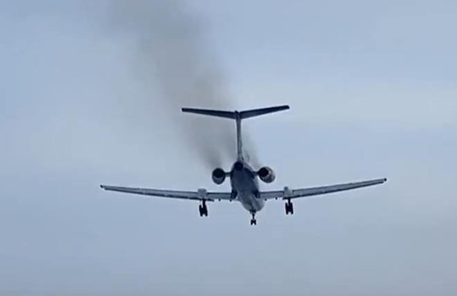 Tu-154M RA-85757 final flight-c-Alrosa