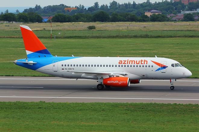 Azimuth Superjet 100-c-Azimuth