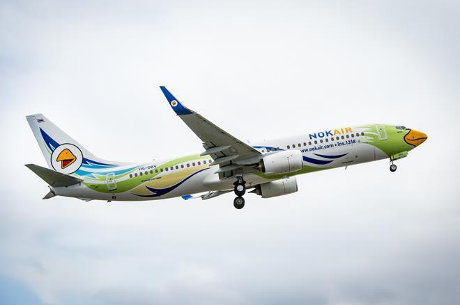 Nok Air 737-800