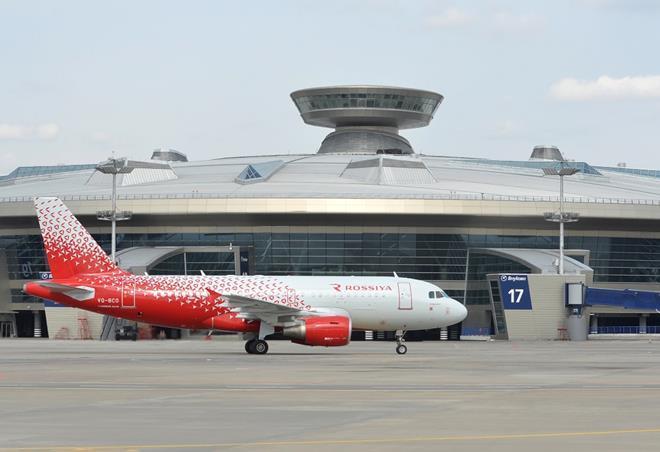 Vnukovo airport-c-Vnukovo airport