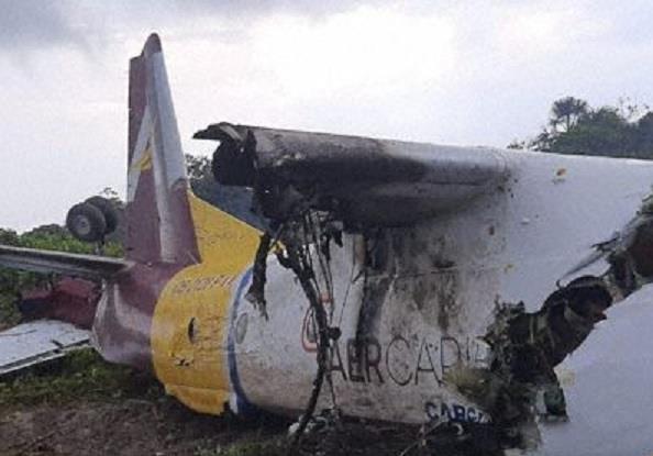 An-32 crash-c-via Twitter
