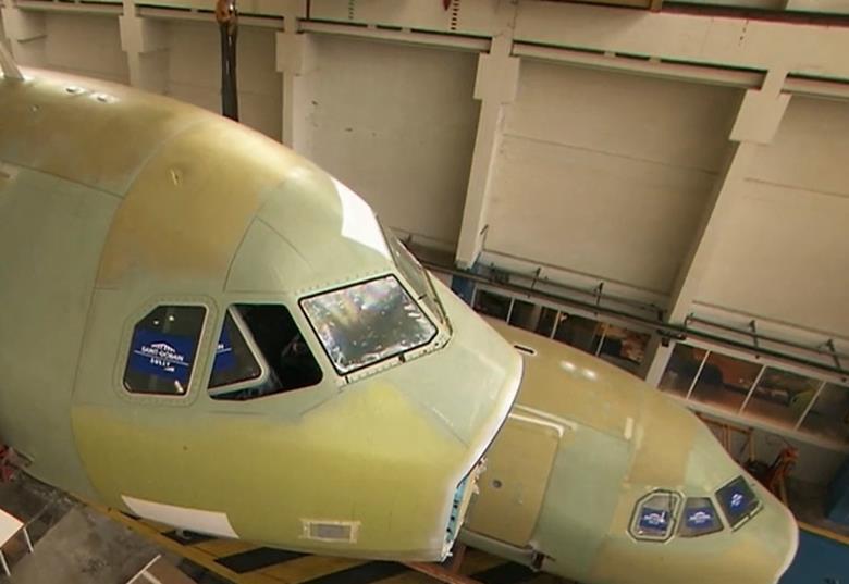 A320neo assembly