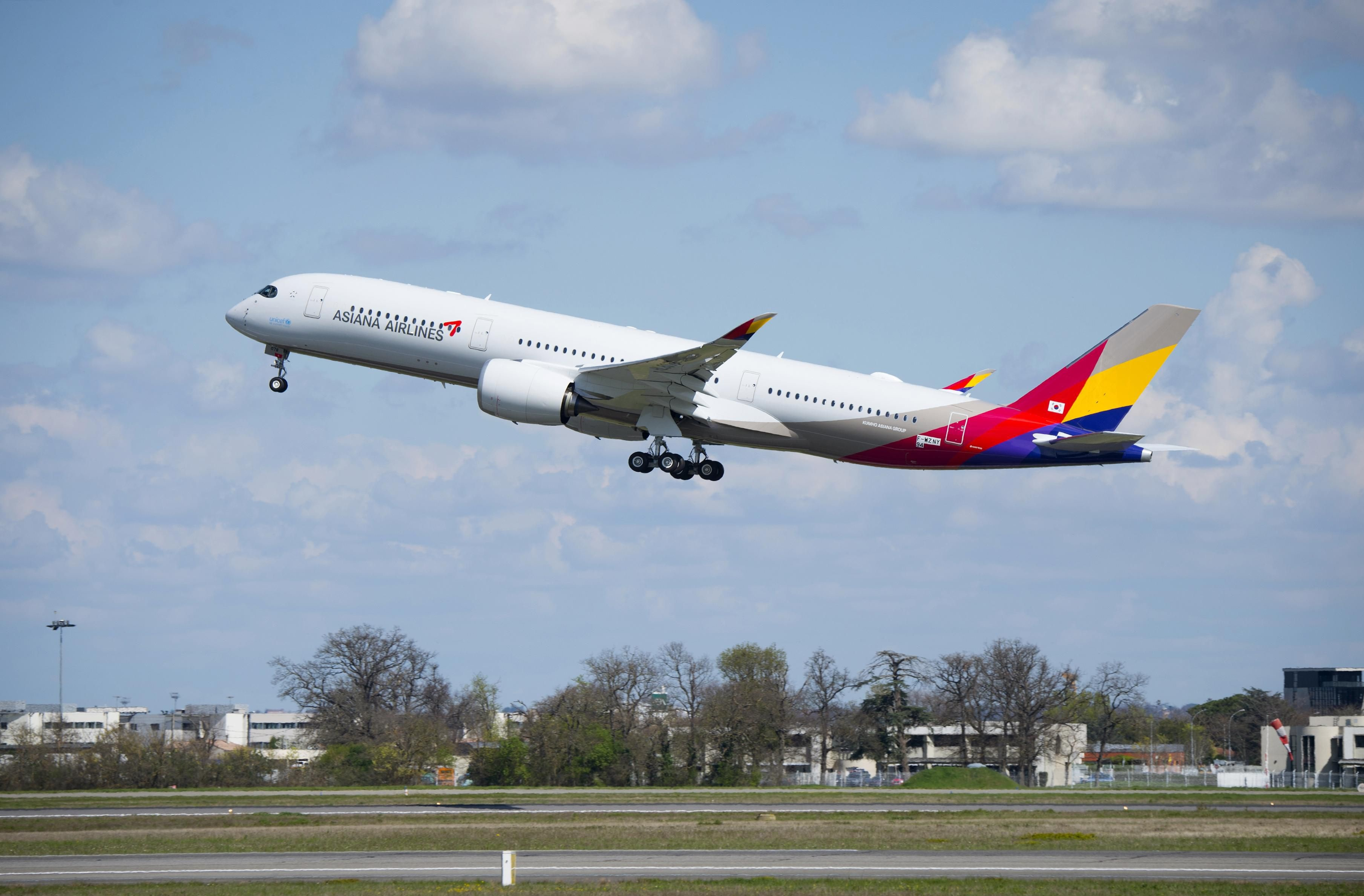 Asiana receives $2 billion state funding after failed HDC deal