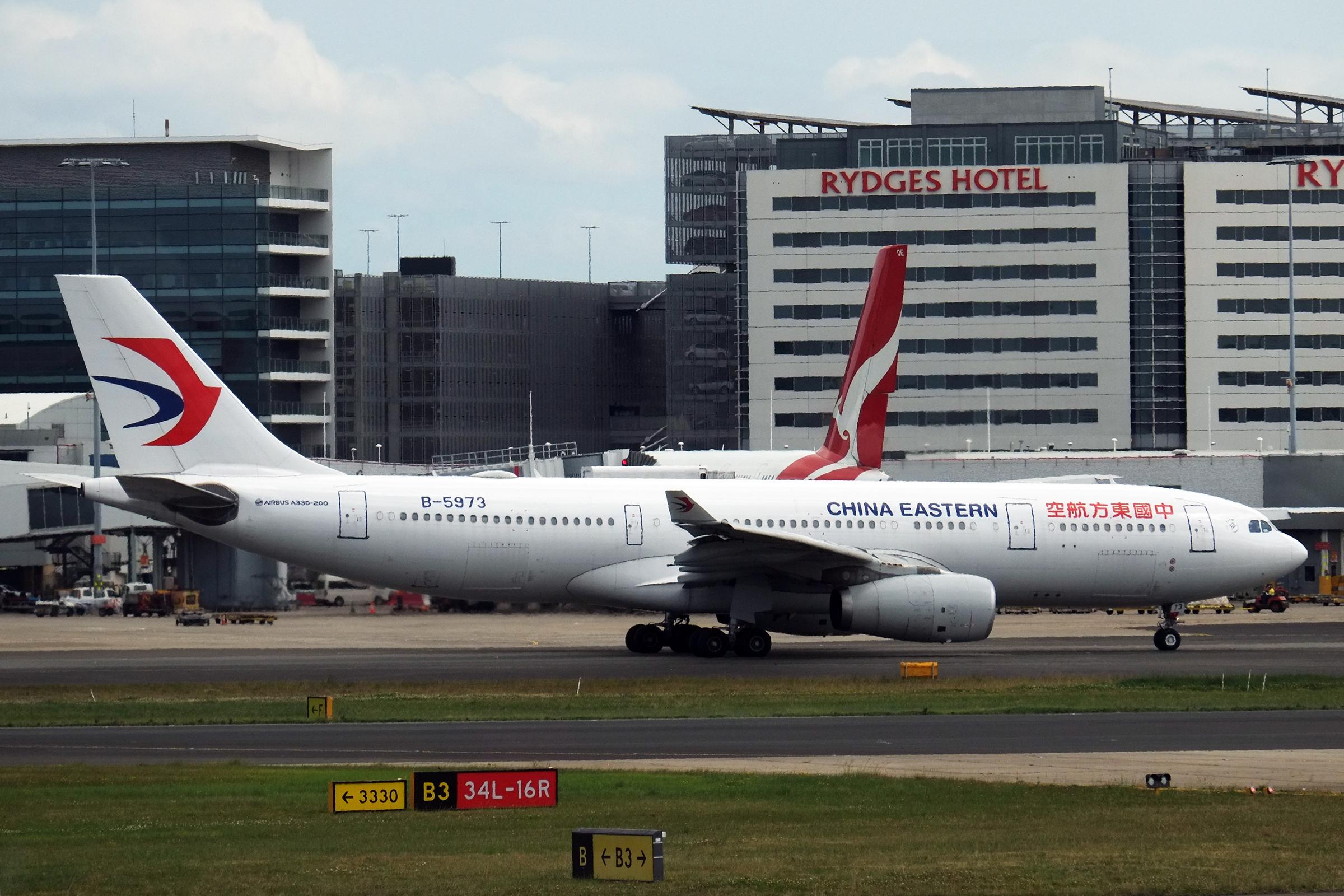 Qantas, China Eastern partnership extended to 2023