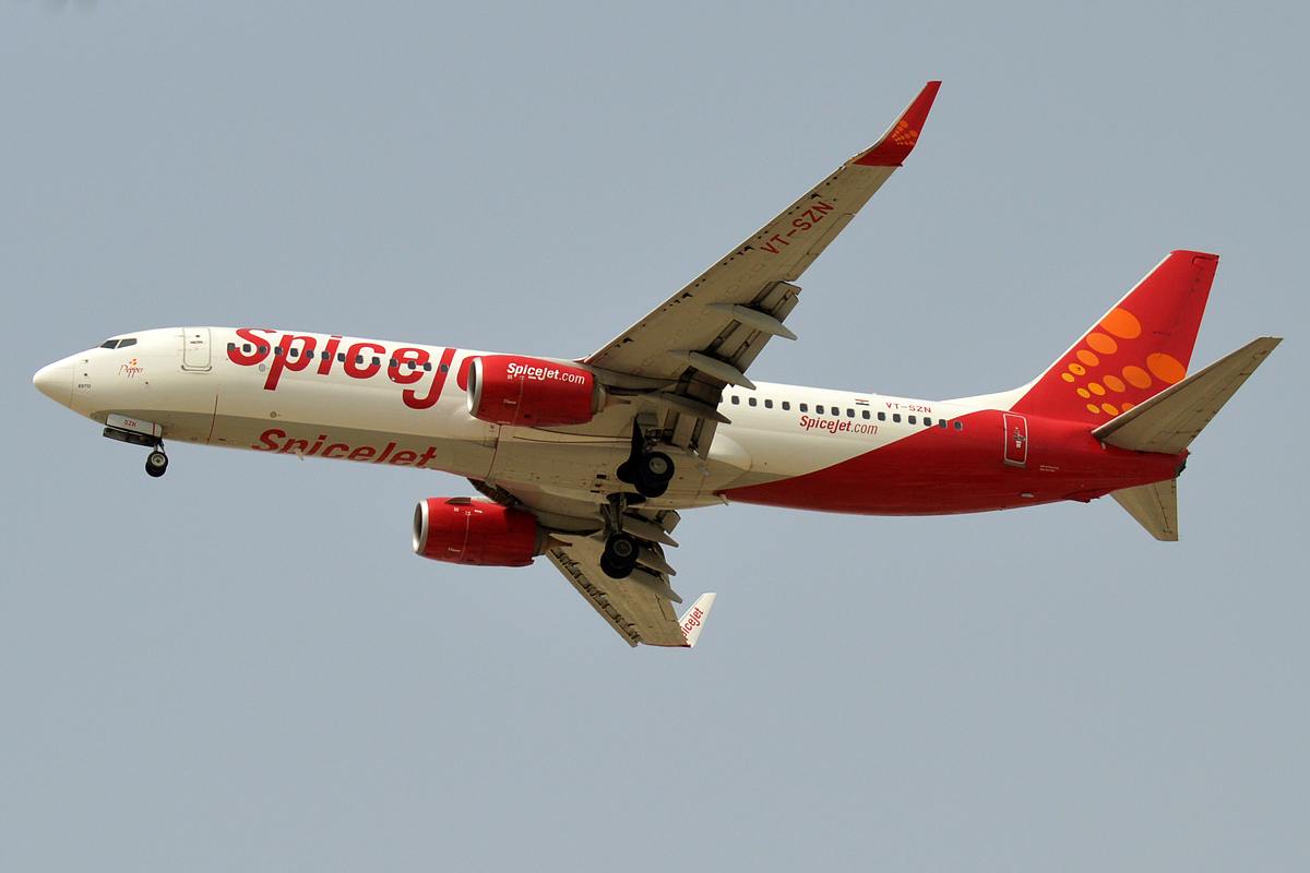 SpiceJet Q2 losses narrow on cargo revenue growth