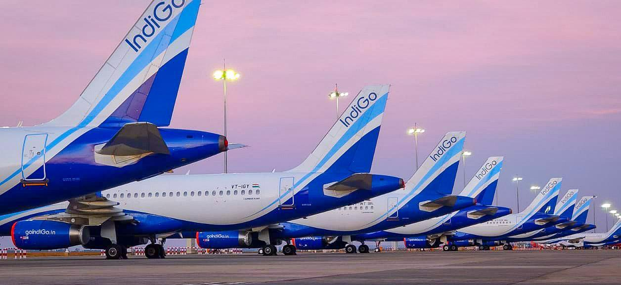 Indian carrier IndiGo lays off 10% of staff