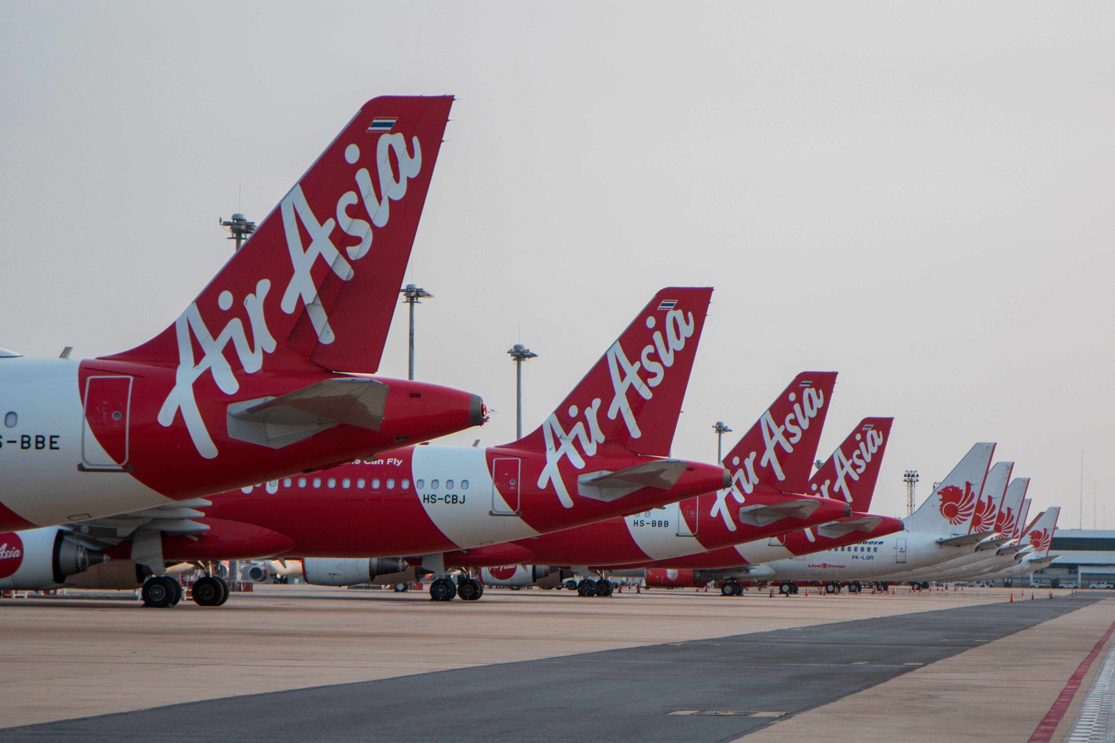 Pandemic pushes AirAsia into the red