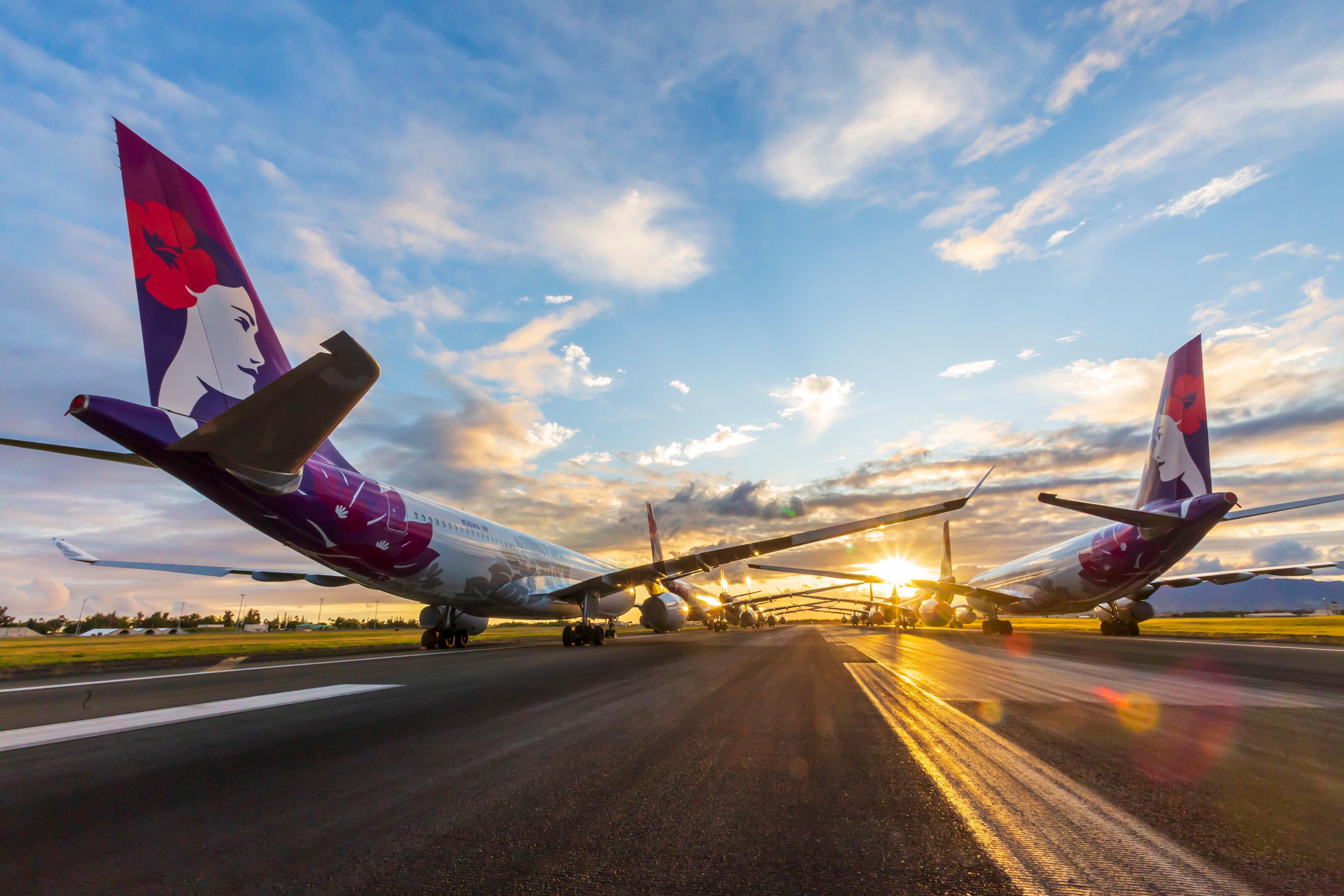 Hawaiian reinstates flights to mainland US