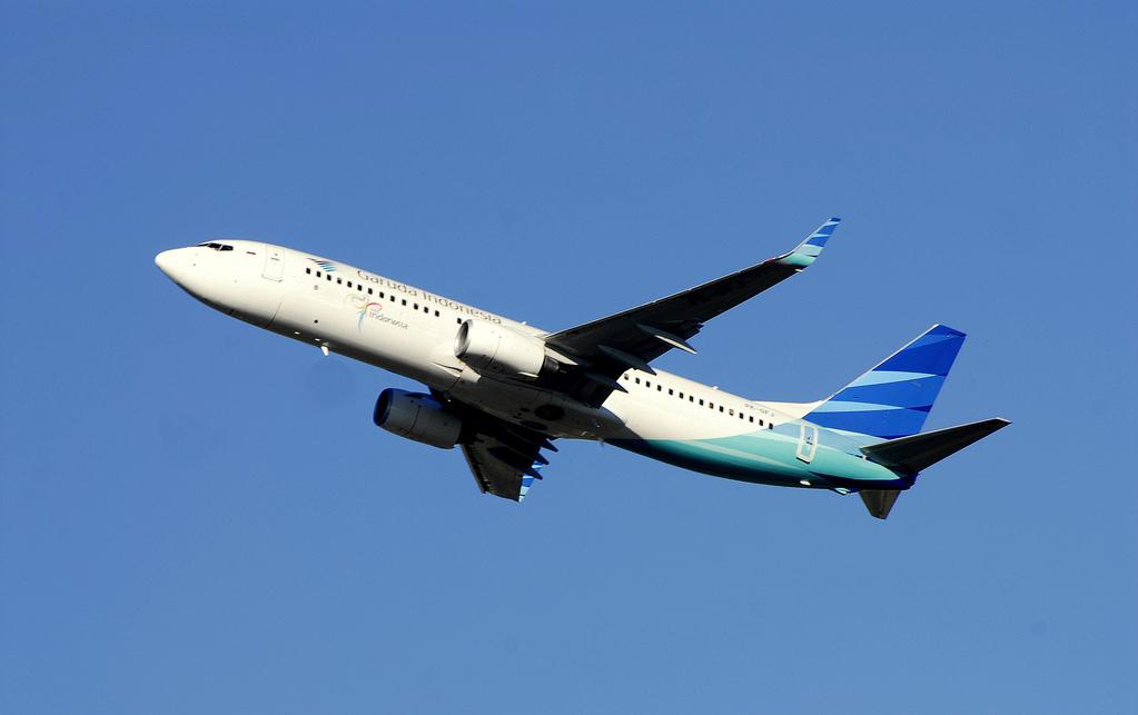 SMBC Aviation Capital sues Garuda over unpaid rent