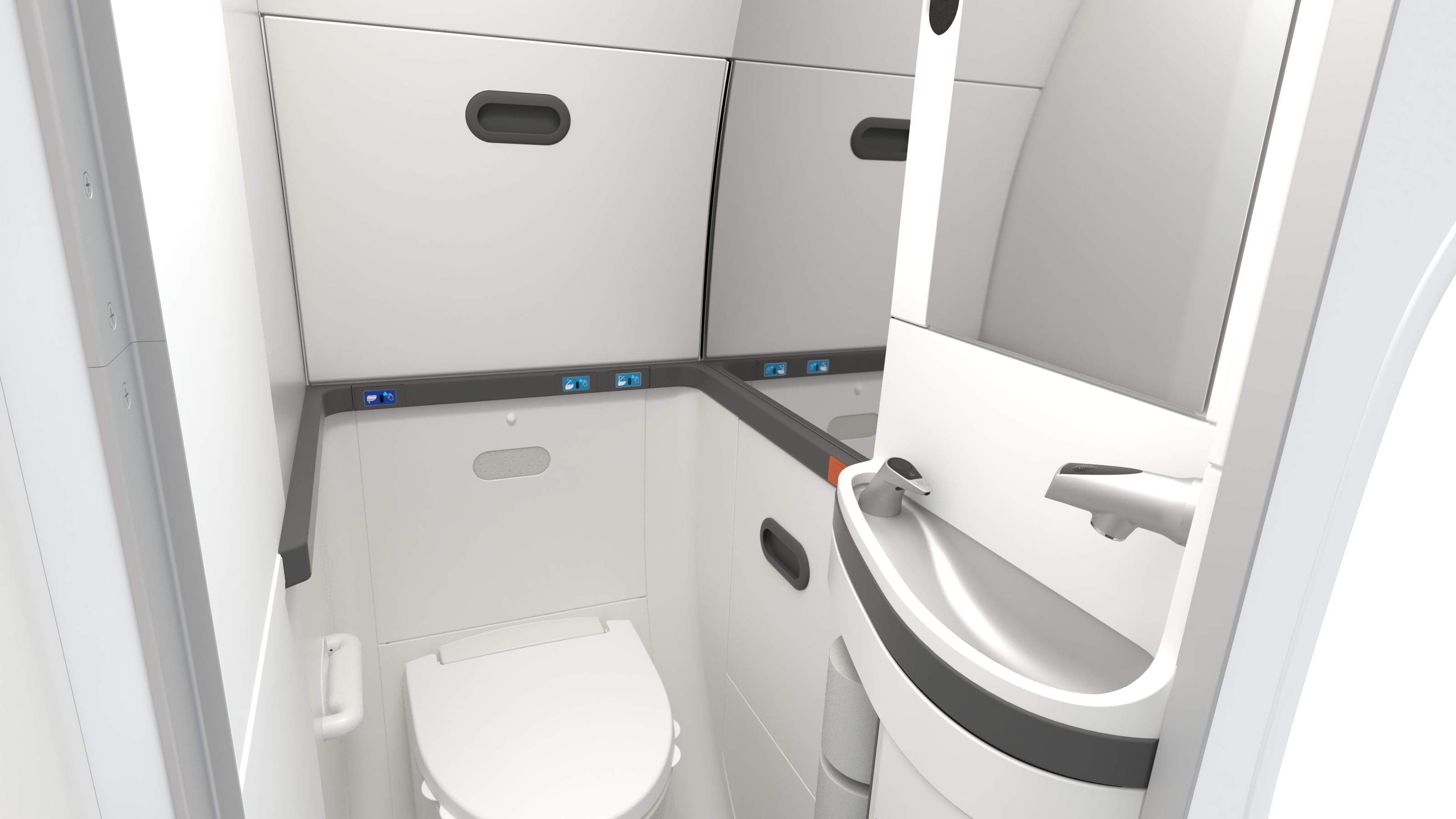 Collins investing in touchless cabin technologies as it predicts recovery from 2023