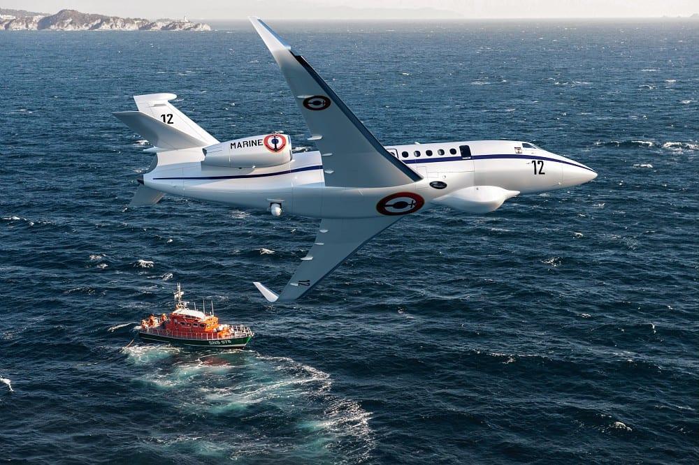 France orders first seven Albatros maritime surveillance aircraft from Dassault
