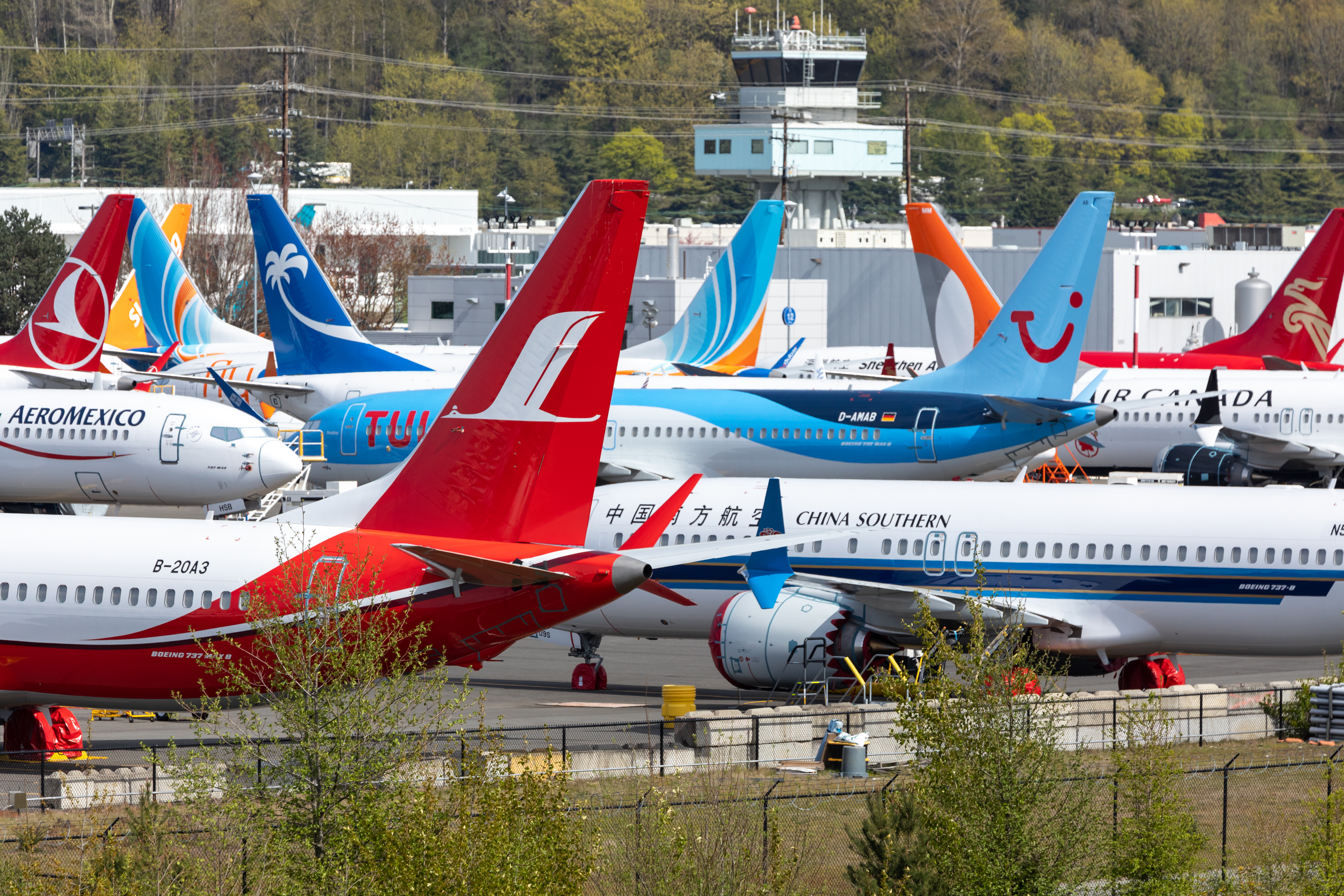 Boeing 737 Max to be inspected for foreign object debris prior to service return