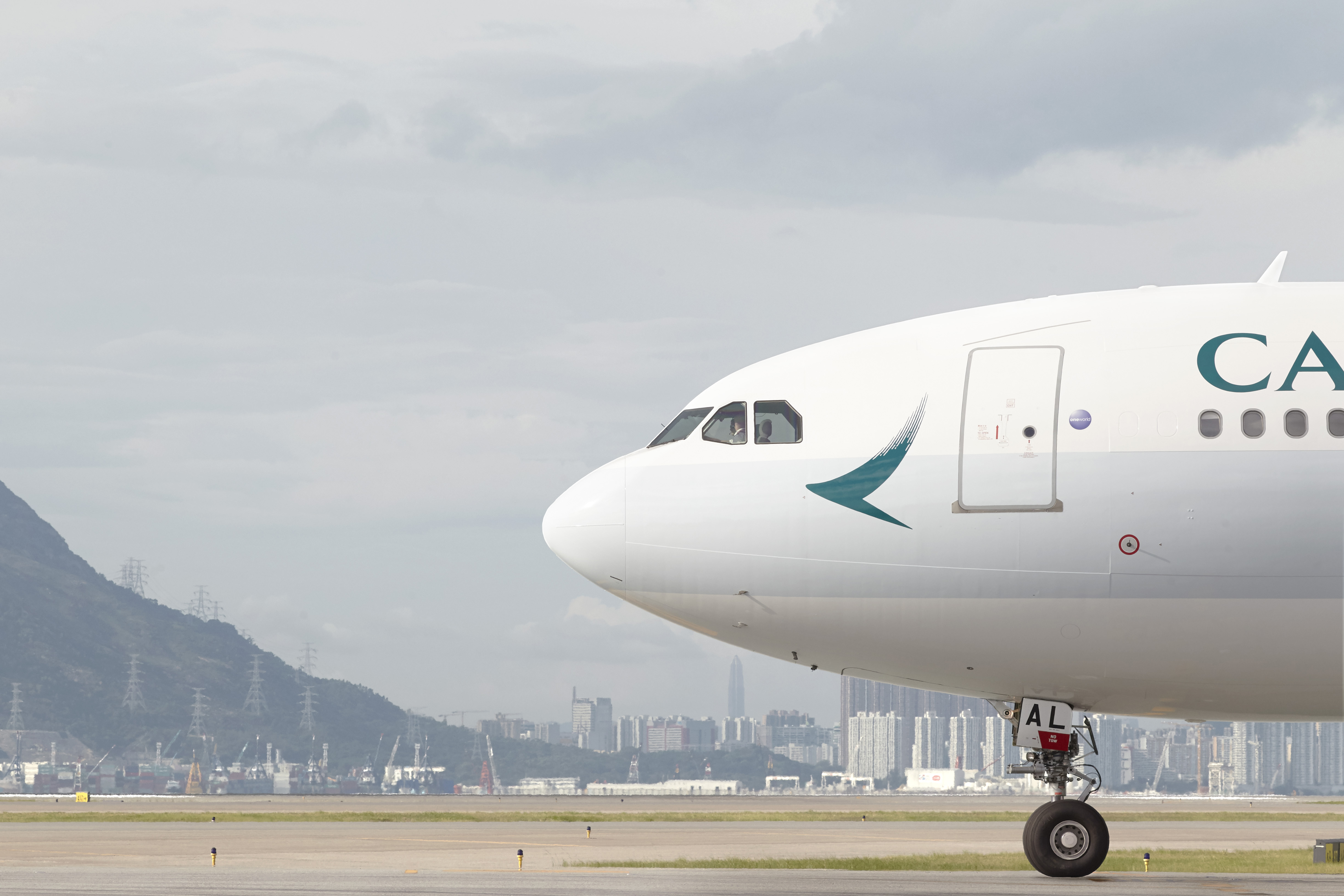 Cathay expects 'significantly higher' second-half loss