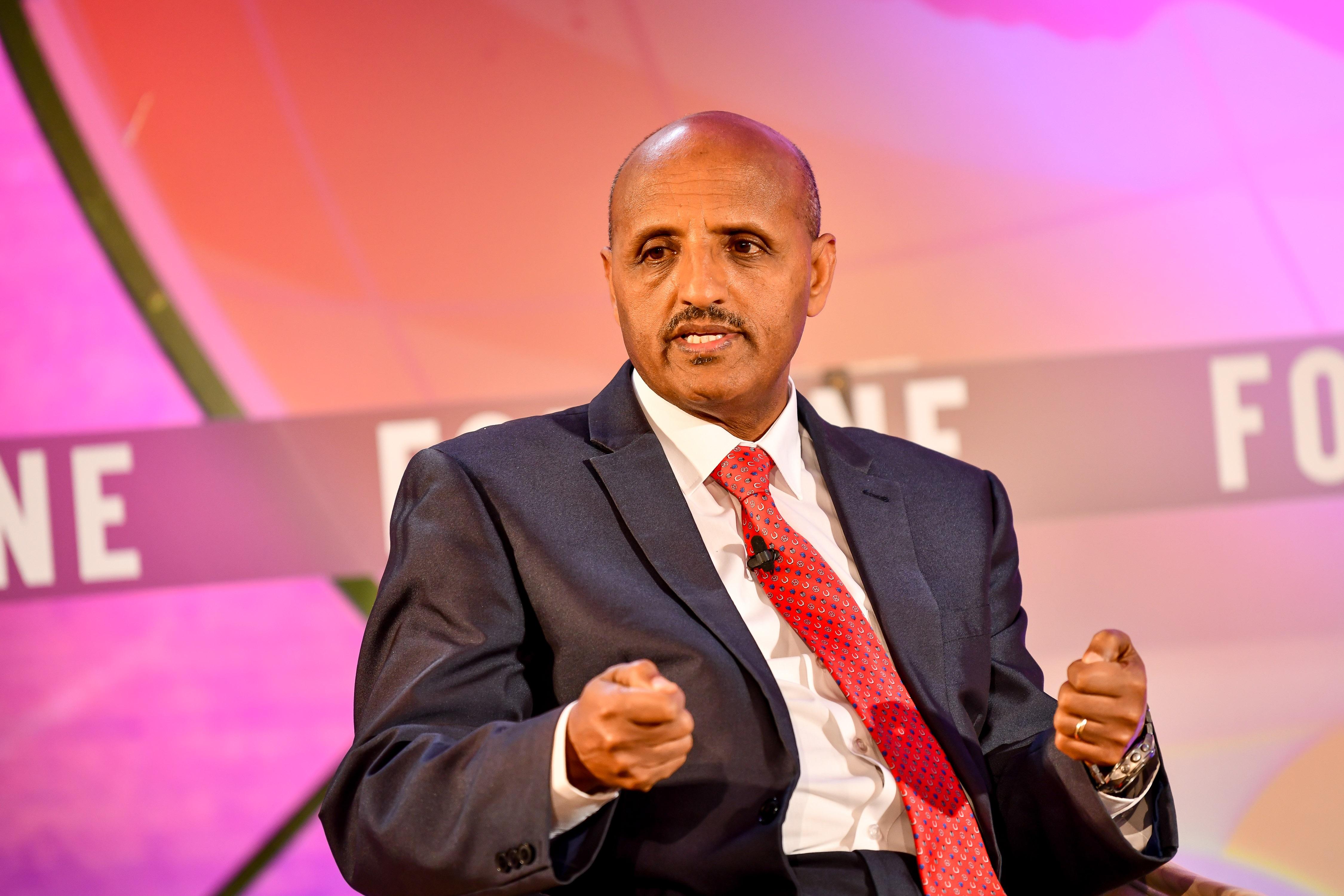 Tewolde Gebremariam – Ethiopian Airlines