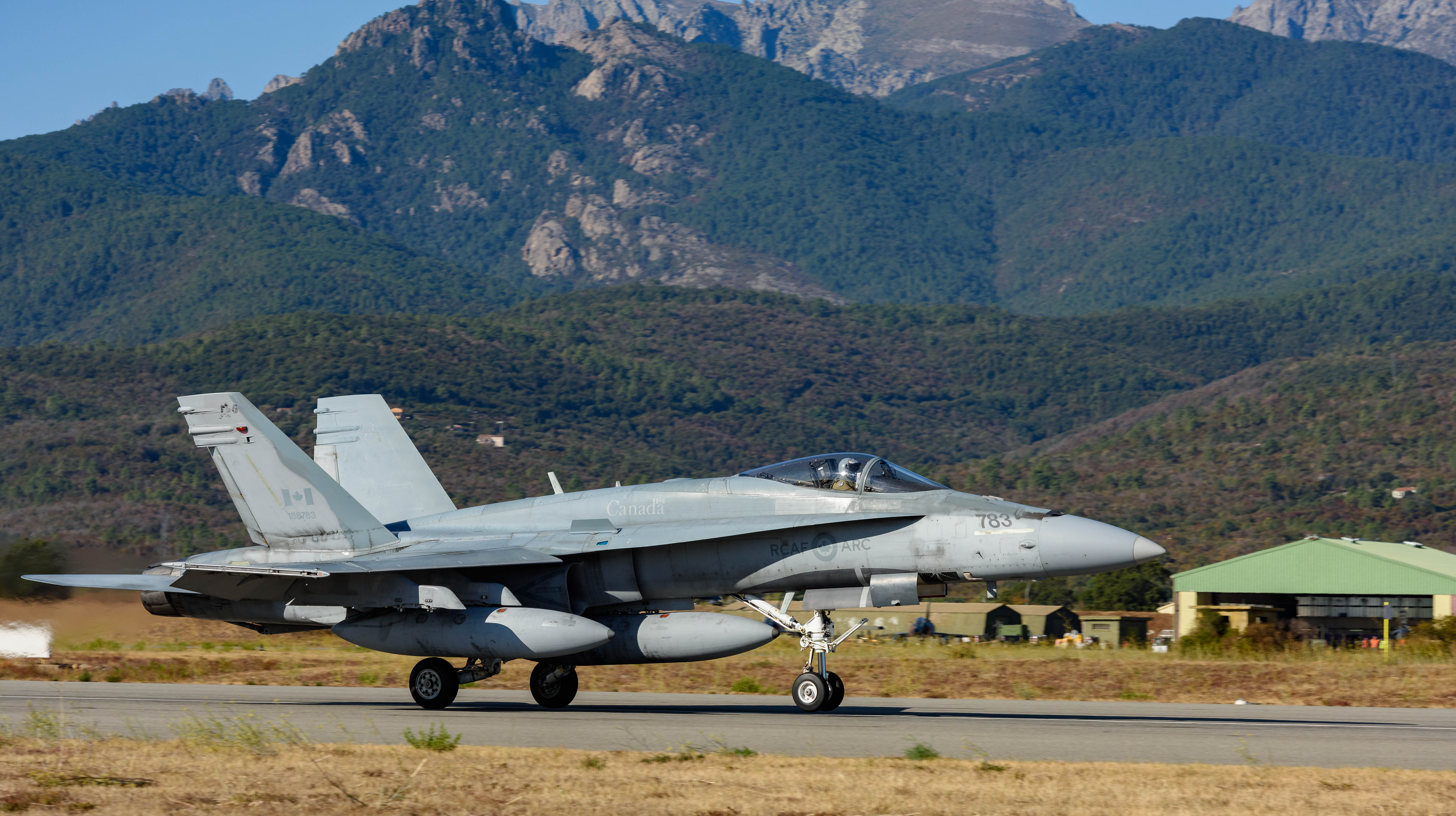Canada approved to buy 50 Sidewinder AIM-9X Block II missiles for CF-18 Hornets