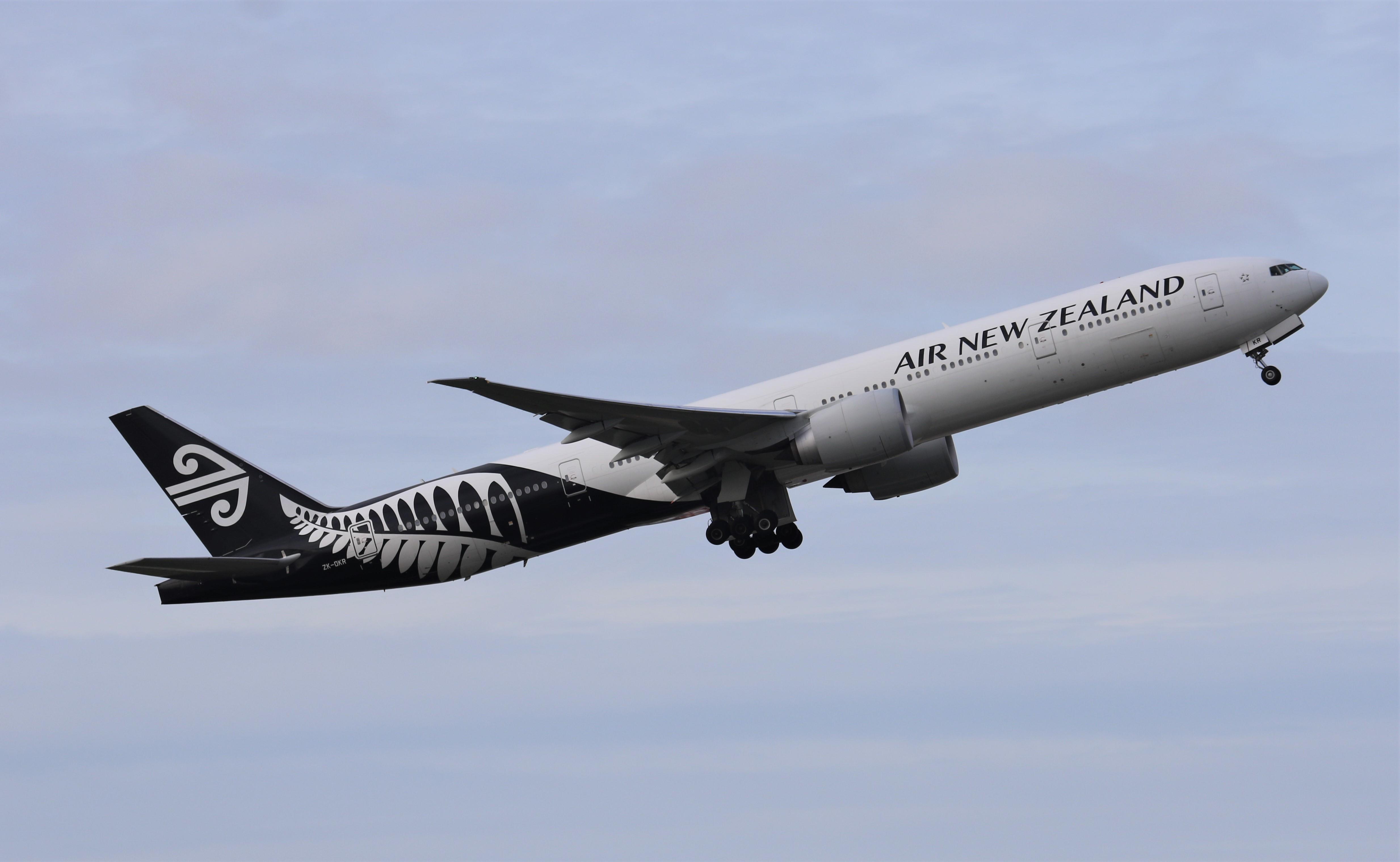 Air NZ extends 777 grounding to September 2021, or beyond