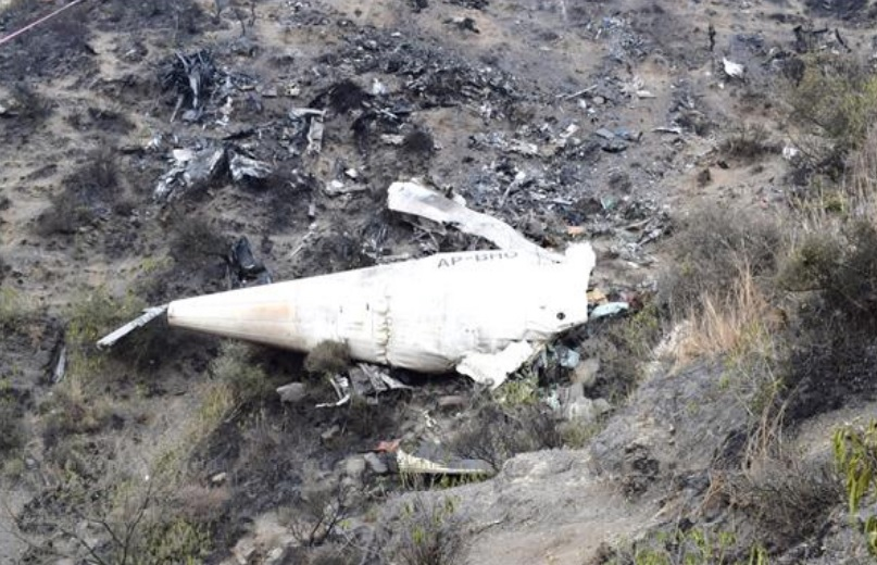 Pakistan ATR 42 crash inquiry finds crew's licences were valid