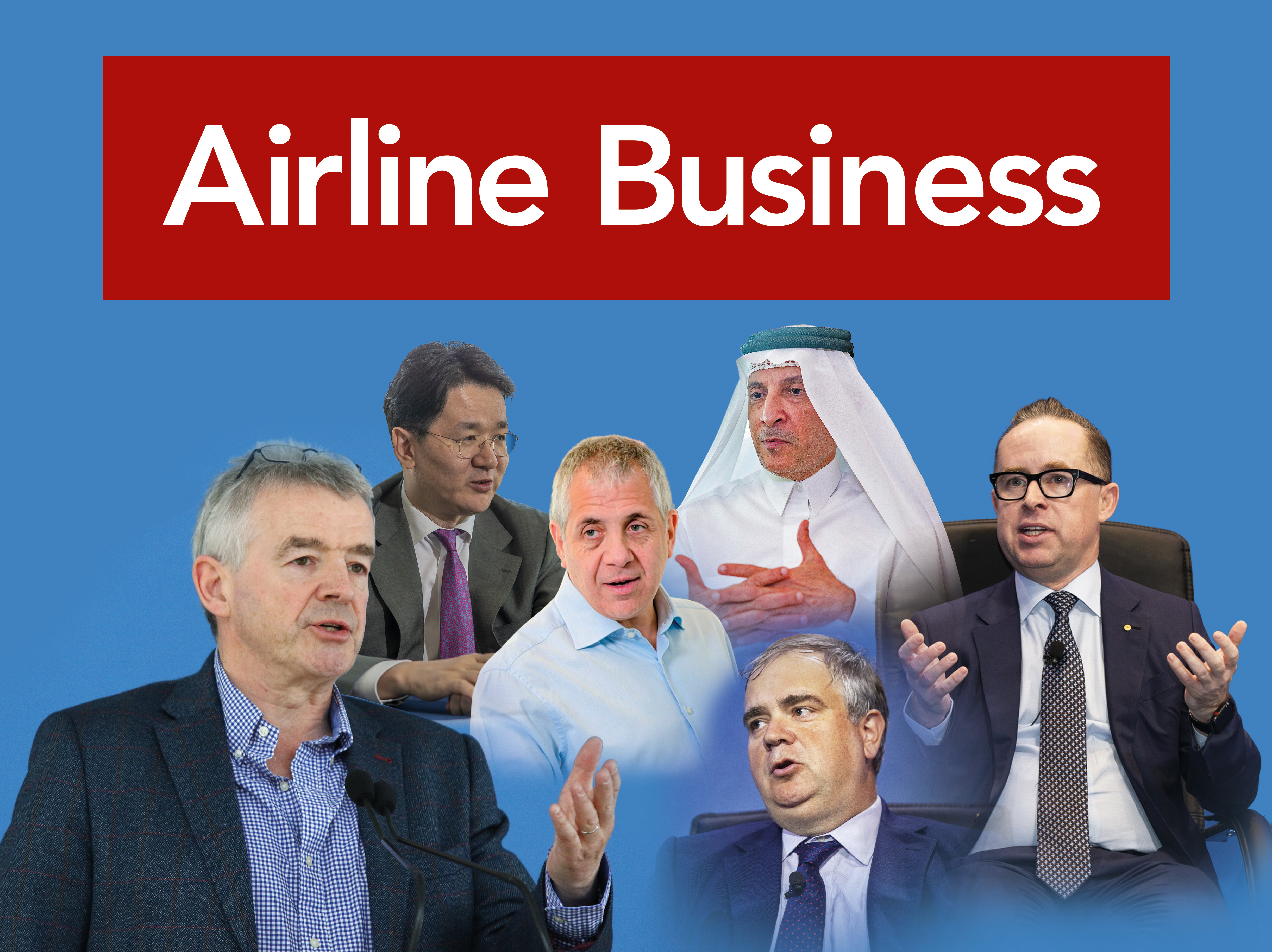 Airline Business special: CEOs to watch in 2021