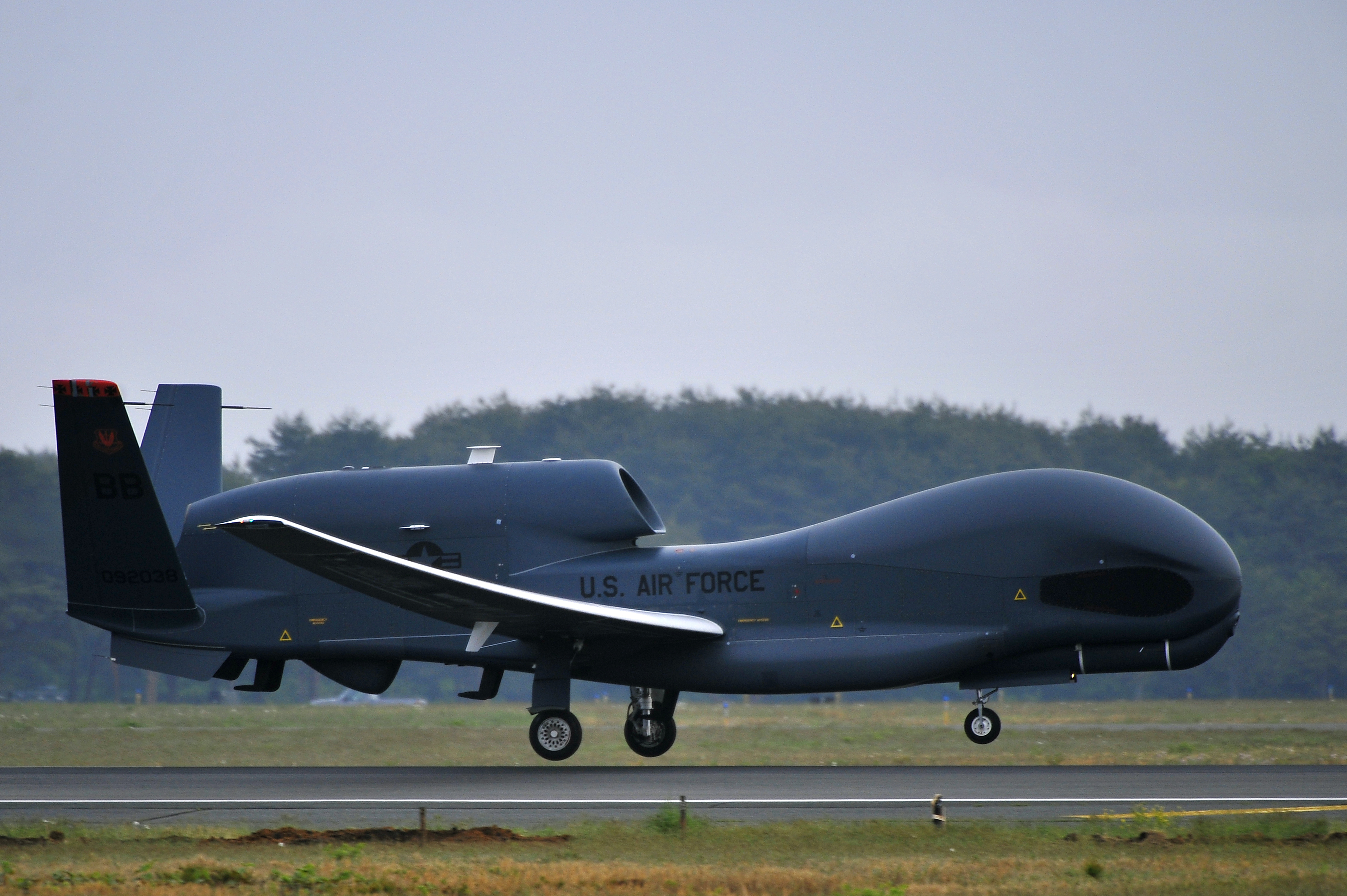 Could long-endurance UAVs be repurposed for surveillance of Russia and China?