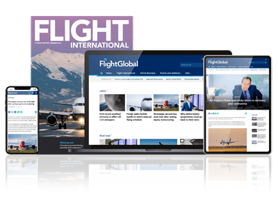 Subscribe to FlightGlobal Premium